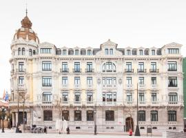 Soho Boutique Oviedo, hotel in Oviedo