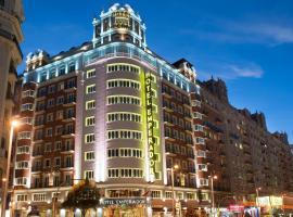 Emperador, hotel in Madrid