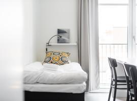 Hiisi Homes Turku, hotelli Turussa lähellä maamerkkiä Ruissalo