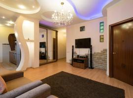 Nadezhda Apartments on Keremet, hotel in Almaty