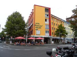 Hotel Continental Koblenz, hotel in Koblenz