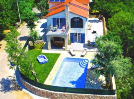 Villa Brajda, holiday home in Pinezici