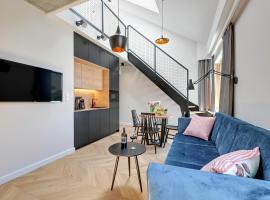 Pogodna Apartments – apartament w mieście Sopot