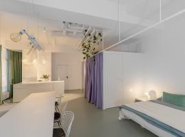 APParteMentL, accessible hotel in Innsbruck