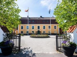 Stiftsgården Åkersberg, hotel in Höör