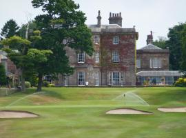 Shaw Hill Hotel Golf And Country Club, hotel in Chorley