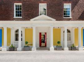 Southernhay House Hotel, hotel near Exeter International Airport - EXT, Exeter