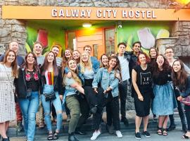 Galway City Hostel, hotel near Shop Street, Galway