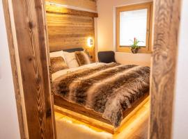 Palace Luxury Wellness Apartment and Boutique Hotel Ski-in-out, hotel in Saas-Fee
