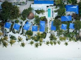 Indigo Beach Zanzibar, boutique hotel in Bwejuu