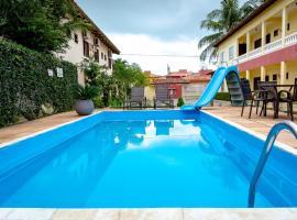Condomínio Golden Goes, serviced apartment in Porto Seguro