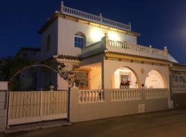 Casa el Sol, hotel en Los Alcázares