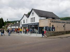 Lock Chambers, Caledonian Canal Centre, hotel en Fort Augustus