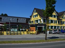 Hotel Löwen, hotel in Sulz