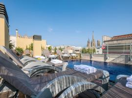 Catedral Bas Apartments Barcelona, hotel near Picasso Museum, Barcelona