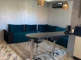 Wilson.Appart Bd Mohamed VI, appartement à Marrakech