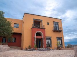 Hotel Camino Antiguo, hotel in Guanajuato