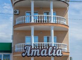 Amalia Hotel, отель в Железном Порту