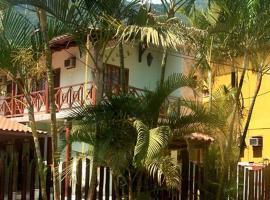 Pousada Horizonte dos Borbas, guest house in Abraão