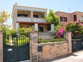 Villa Artemis, pet-friendly hotel in Aegina Town