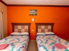 Hotel los Arcos, hôtel à Izamal