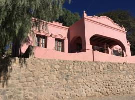 Casas en Cachi, vacation rental in Cachí