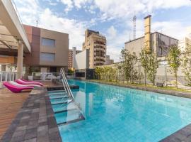 STUDIO 5 ESTRELAS 801, hotel que aceita pets em São Paulo
