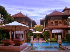Puri Sading Hotel, hotel a Sanur
