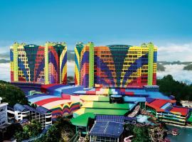 Resorts World Genting - First World Hotel, hotel di Genting Highlands
