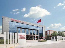 Ramada by Wyndham Beijing Airport, hotel near Beijing Capital International Airport - PEK,