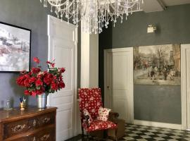 Chez Madame de Bellecour, szállás Lyonban