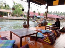 Baan Pitumata Amphawa, hotel in Amphawa
