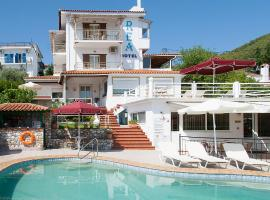 Hotel Rea, hotel in Megali Ammos