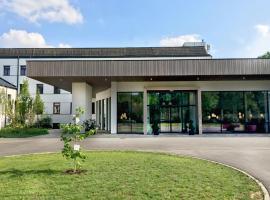 Kurhaus Marienkron, hotel Barátudvaron