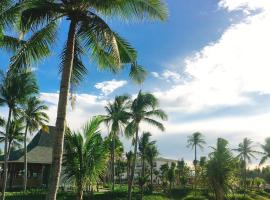 Cocoland River Beach Resort & Spa, accessible hotel in Quang Ngai
