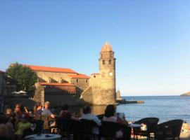 Collioure 1 et etage, family hotel in Collioure