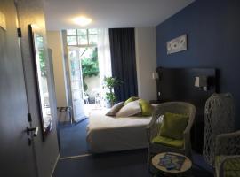 Hotel Régina, B&B/chambre d'hôtes à Besançon