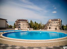 Санаторий Дюна, hotel with pools in Vityazevo