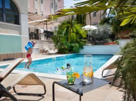 Hotel Leon d'Oro, hotell i Rovereto