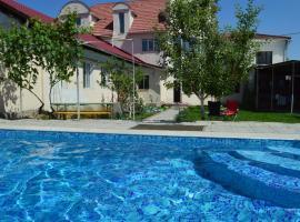 Tunduk Hostel, hotel in Bishkek