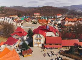 Kvasova Voda, hotel in Polyana