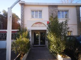 Hotel les Troenes, pet-friendly hotel in Montpellier