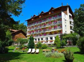 Hotel Wengener Hof, hotel near Mürrenbahn, Wengen