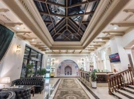 The Royal Mezbon Hotel & SPA, hotel in Tashkent