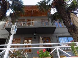 Palm Hotel, отель в Батуми