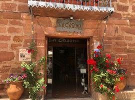 La casona, отель в городе Бургос