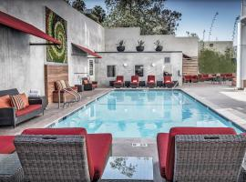 Hotel Angeleno, boutique hotel in Los Angeles