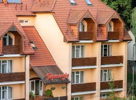 Gortenziya, hotel in Polyana