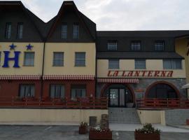 La Lanterna, hotel a Colorno