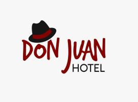 HOTEL DON JUAN, accessible hotel in Chiclayo